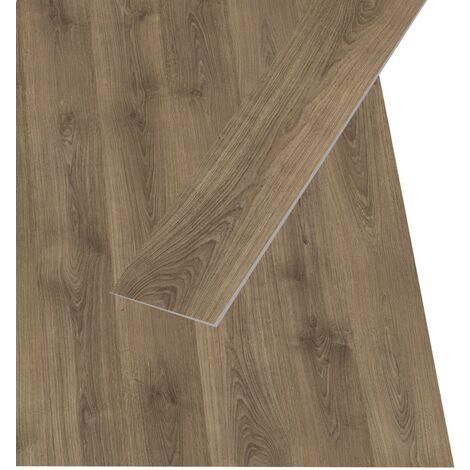 Egger Planches de plancher stratifié 74,4 m² 7 mm Grey Brook Oak