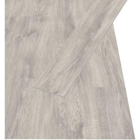 Egger Planches de plancher stratifié 92,82 m² 6 mm North Cape Oak Grey