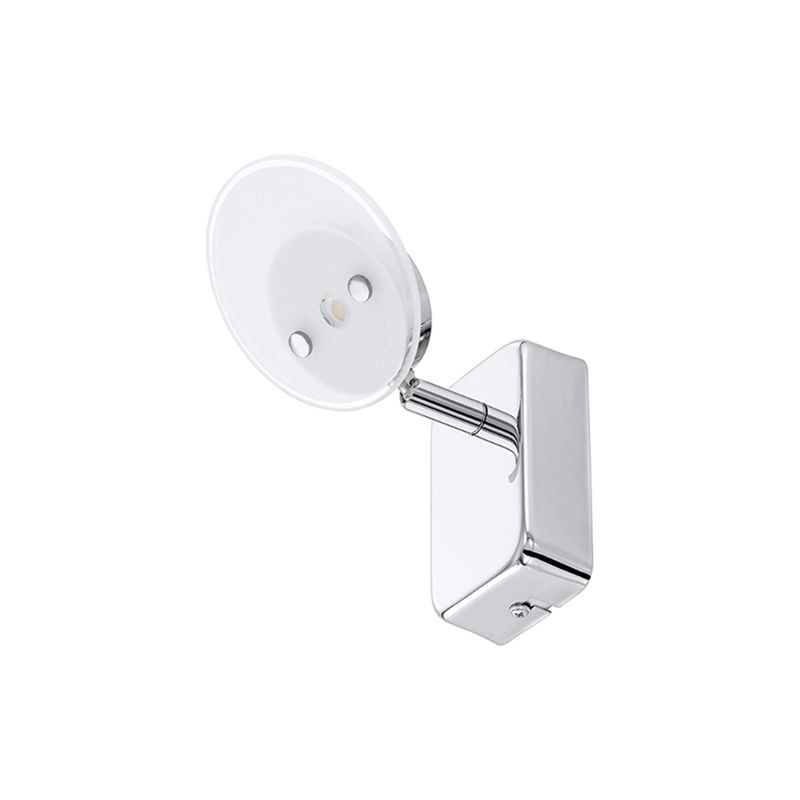 94166 interno lampada, integrato, Argento [Classe di efficienza energetica A+] - Eglo