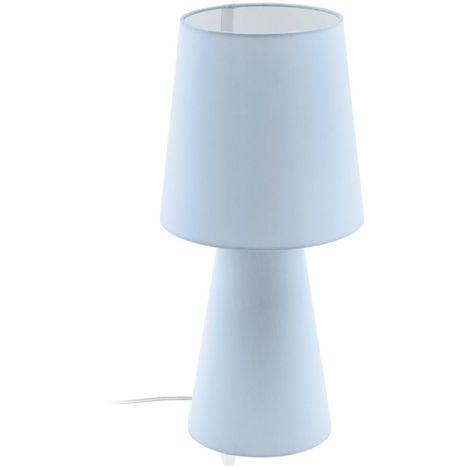 EGLO Carpara Home Fabric Table Lamp New Style Lamp Shade