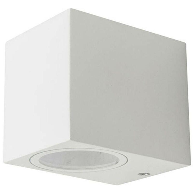 Lampada da parete per esterno V-TAC VT-7651SQ GU10 N/A