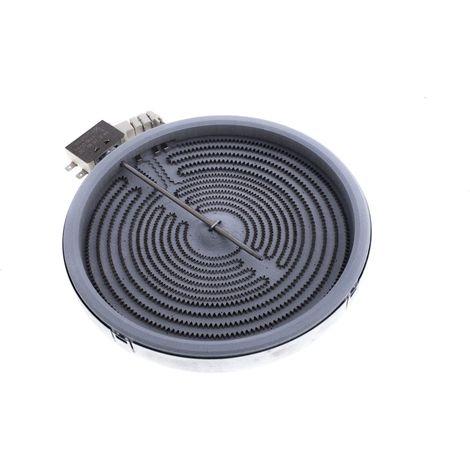 EGO 2 Kreis Hilight Heizkörper für Neff 195302435, E.G.O. 1051211004, 230V, 2200W, Ø 210mm