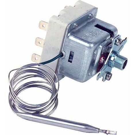 EGO Limiteur de T° de protection capillaire 1490 mm, sonde 6 x 73 mm ecrou et ecrou borgne inclus **BG**