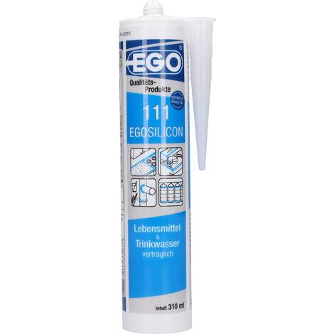 EGOSILICON 111 Lebensmittel-Silikon, transparent 310ml