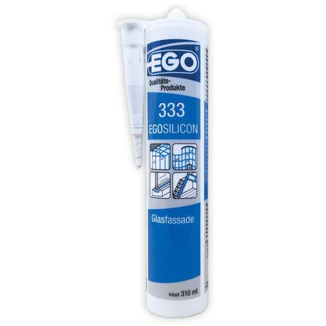 EGOSILICON 333 Glasfassaden-Silikon, transparent 310ml