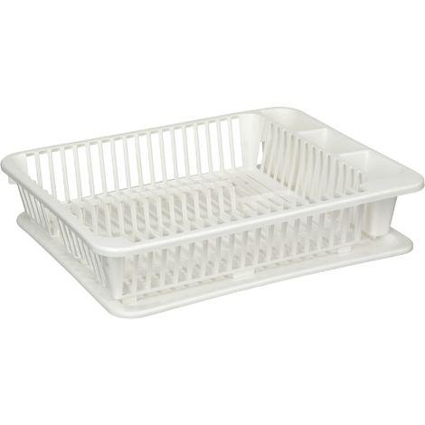 Egouttoir à vaisselle avec plateau Kitchen Ware
