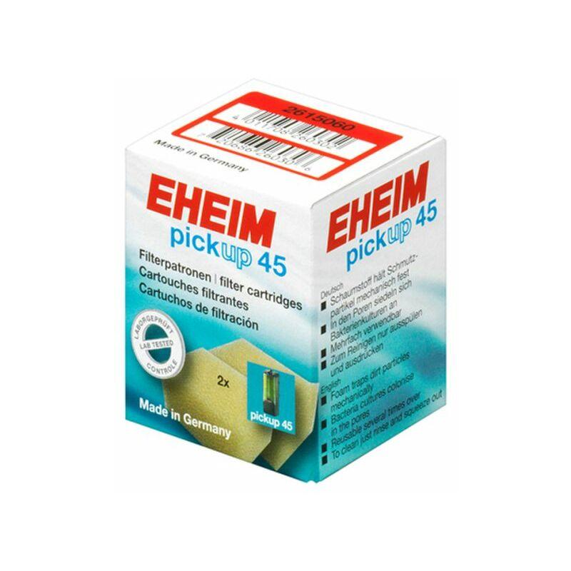 Cartouches filtrantes (pour Pickup 45) - Eheim