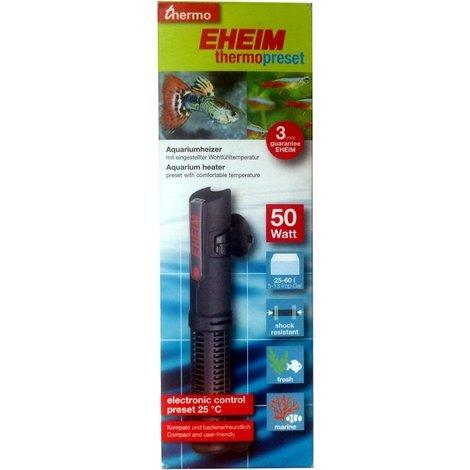 Eheim - ThermoPreset Aquariumheizer