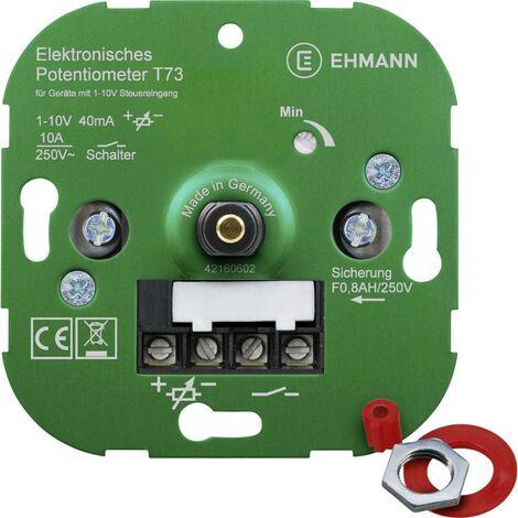 Ehmann T43 7300x0000 Dimmer da incasso