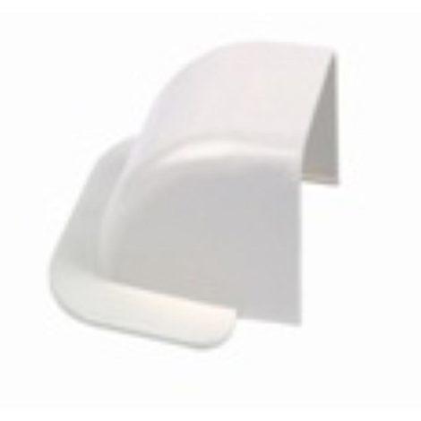 eid ag80cm | amorce de mur pour goulotte 80