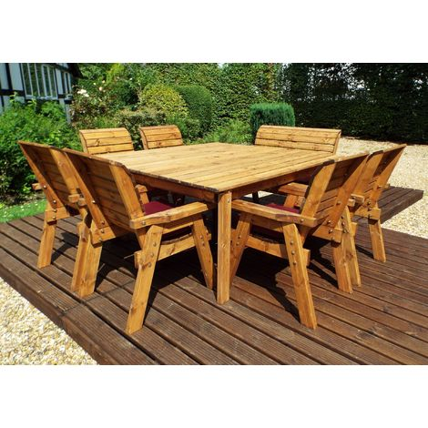 Eight Seater Deluxe Table Set HB83