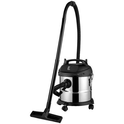 EINBACH Aspirateur eau et poussière, aspirateur humide/sec 1200W 20L