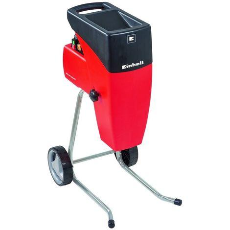 EINHELL 3430620 - Triturador electrico silencioso 2000 W, Max. 40 mm de grosor de rama GC-RS-2540