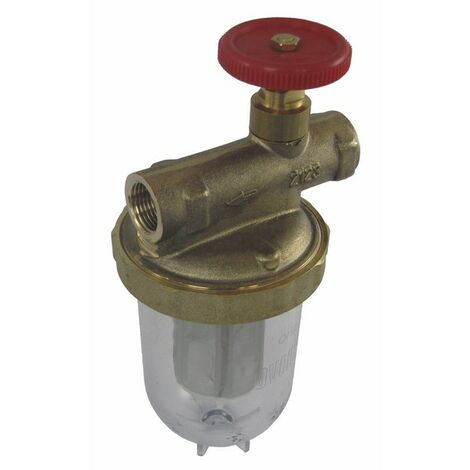 """Eine Leitung mit Ventil IG3/8"""" Typ OVENTROP - OVENTROP: 2123103+2127700"""