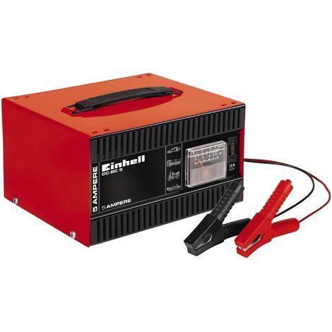 EINHELL 1056121 - Cargador de batería CC-BC 5