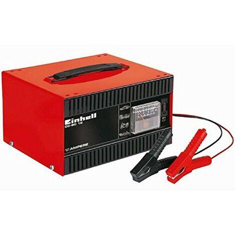 EINHELL 1056721 - Cargador de batería CC-BC 12
