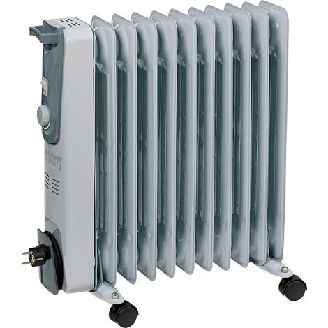 Einhell 2338322 Ölradiator MR 1125/2 2500W Grau S002471