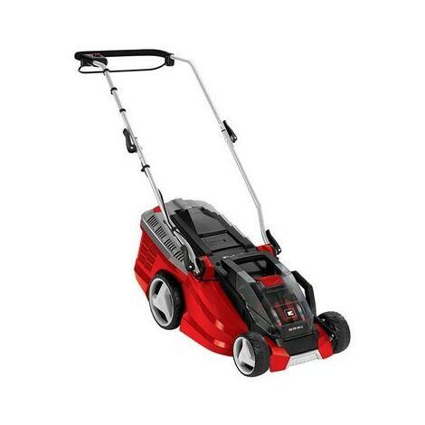 Einhell 34.130.60 GE-CM 36LI Power X-Change Cordless Lawnmower 36cm 36 Volt 2 x 18V 3.0Ah Li-Ion