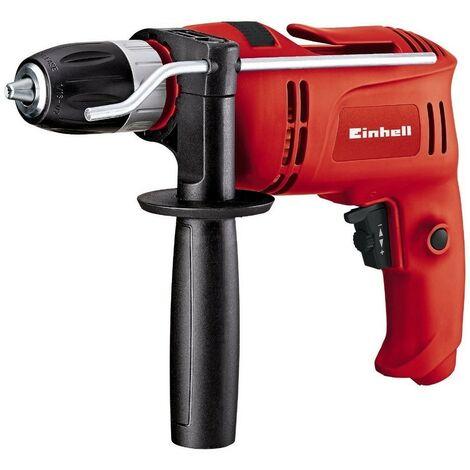 EINHELL 4258682 - Taladro electrico percutor 650 W TC-ID 650 E