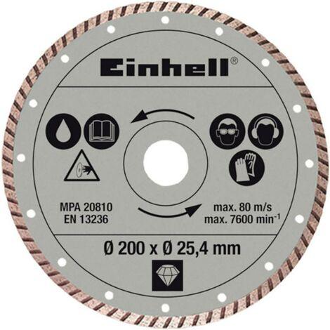 Einhell 4301175 Disque à tronçonner diamanté. Accessoires pour coupe-carrelage radial Ø 200 mm 1 pc(s)