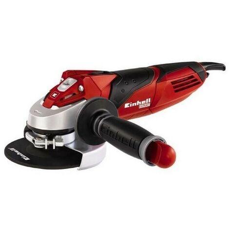 EINHELL 4430885 - Amoladora TE-AG 125750 Kit incluye maletin Bmc