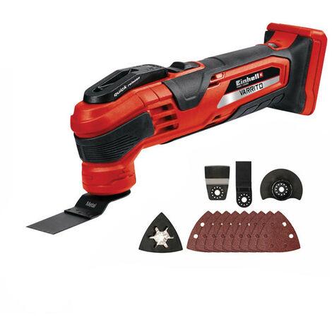 Einhell 4465160 VARRITO 18V Cordless Power X-Change Multi-Tool 1 x 2.0Ah Battery
