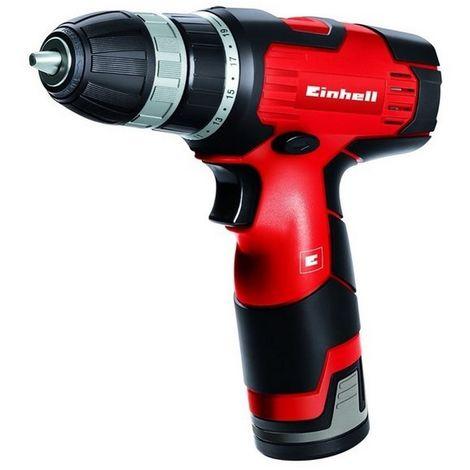 EINHELL 4513650 - Taladro sin cable LITIo TH-CD 12 LI