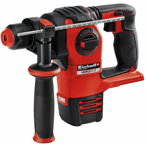 Einhell 4513900 Herocco Brushless SDS Plus Rotary Hammer 18V Bare Unit