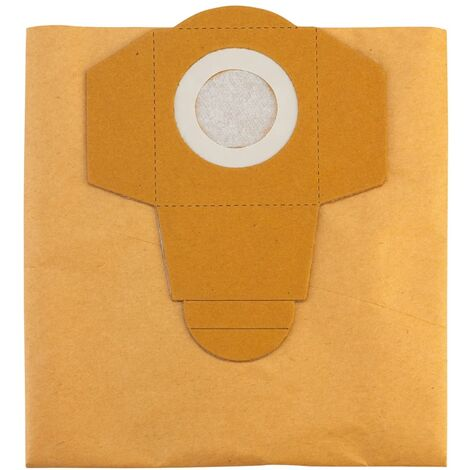 Einhell 5 pcs Vacuum Cleaner Bags 30 L