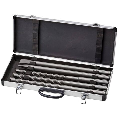 Einhell 5 Piece Drill and Chisel Set SDS-Max 4258099