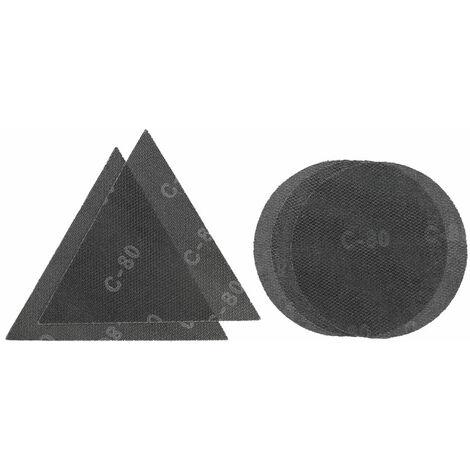Einhell Accessoires pour ponceuses à cloison sèche Git-Schl-Pap. ensemble Ø 225 5tg - 49491005
