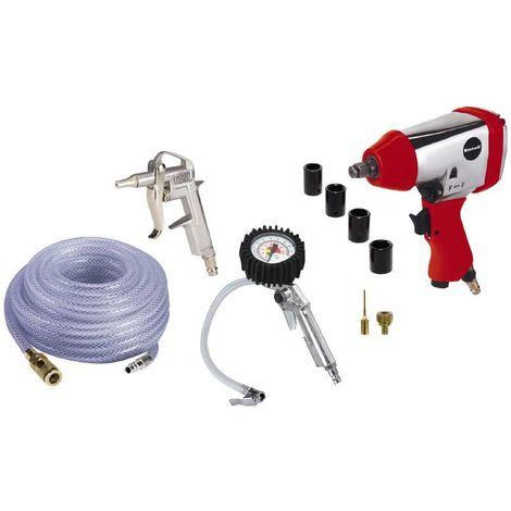 Einhell Accessori per compressore, 10 pezzi - 4020565