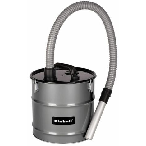 Einhell AFF 18 Aschefilter 18 Liter, waschbarer Feinfilter