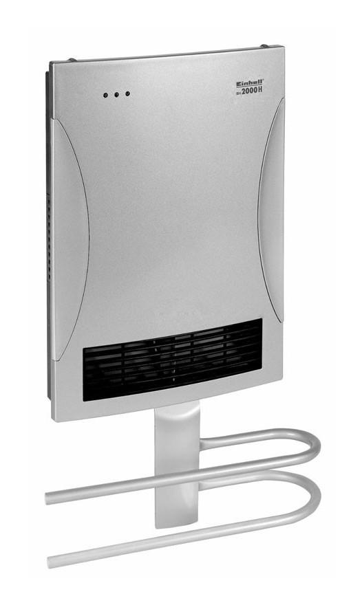 Einhell bh 2000 h chauffage pour la salle de bain 2338567 - Chauffage infrarouge salle de bain ...