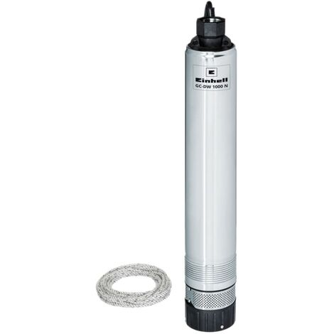 Einhell Bomba de pozo profundidad GC-DW 1000 N 1000 W 4170955