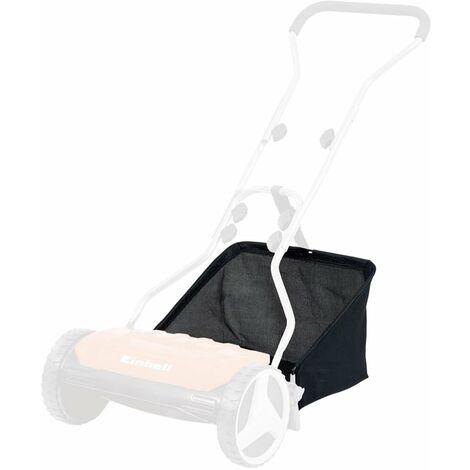 """main image of """"Einhell Collection Bag for Manual Lawnmower Black 3421112 - Black"""""""