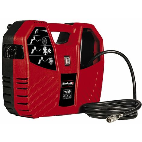 Einhell Compresseur portable TC-AC 180/8 OF - 4010486