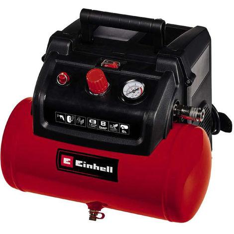 Einhell Compressore TC-AC 190/6/8 OF Set, 1200 W - 4020650