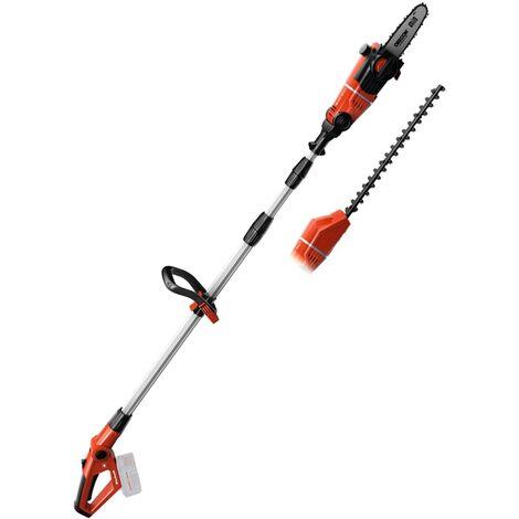 Einhell Cordless Multi-Function Tool GE-HC 18 Li T-Solo - Red