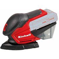 Einhell Cordless Multi Sanders TE-OS 18/1 Li Solo Red 4460713
