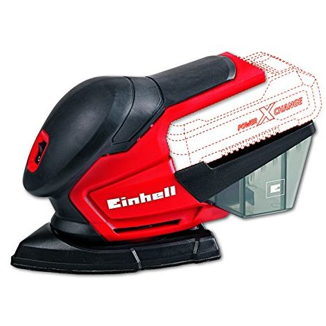 Einhell Cordless Multiple Sander TE-OS 18 Li-Solo