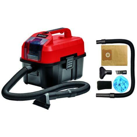 Einhell Cordless Wet Dry Vacuum Cleaner 10L TE-VC 18/10 Li 2347160 BARE UNIT