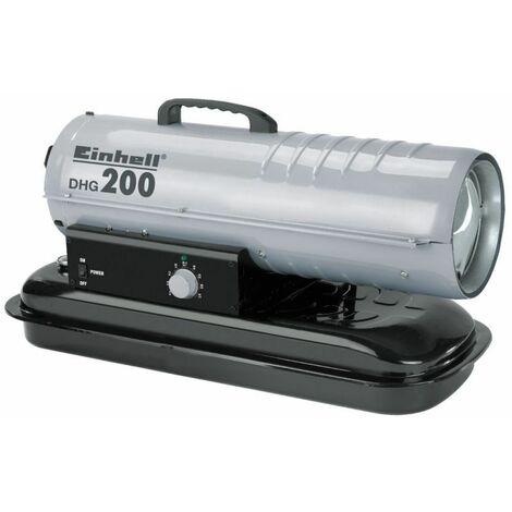 Einhell DHG 200 Générateur d'air chaud au fioul 2336400