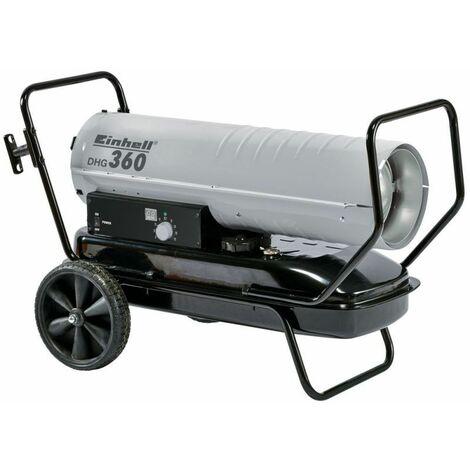 Einhell DHG 360 Générateur d'air chaud au fioul 2336406