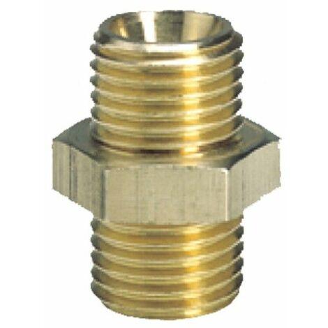 Einhell Doppelnippel R3/8'' AG - Kompressoren-Zubehör
