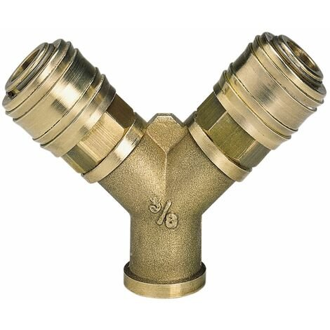 Einhell Druckluftverteiler R 3/8 Zoll IG