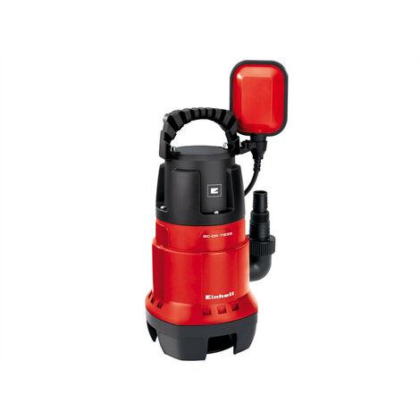 Einhell EINGCDP7835 GC-DP 7835 Dirty Water Pump 780W 240V