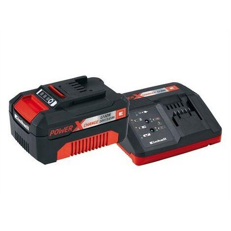 Einhell EINPXSTKIT3 Power X-Change Battery & Charger Starter Kit 18 Volt 1 x 3.0Ah Li-Ion