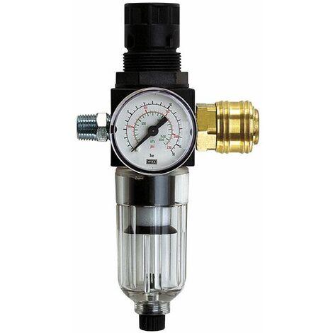 Einhell Filterdruckminderer R 1/4'' - Kompressoren-Zubehör