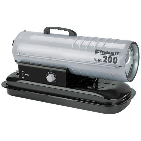 Einhell Générateur d'air chaud à diesel DHG 200 - 2336400